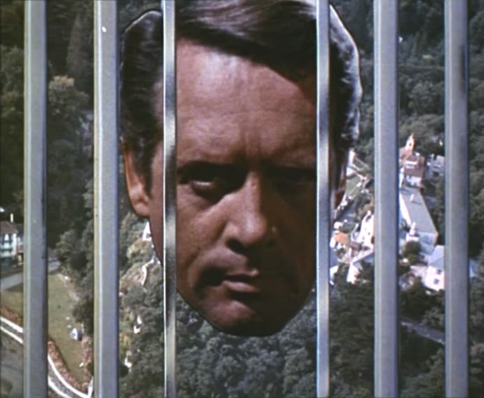 Johnny Prisoner: Patrick McGoohan - The Man Behind The Bars
